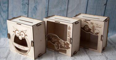 cool wooden box design ideas