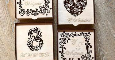 wooden jewellery box designs