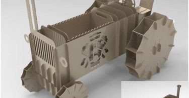 Free-laser-cutting-projects-Tractor-Wooden-laser-cut-ideas.