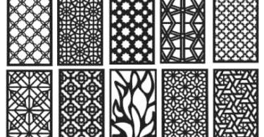 DXF Pattern