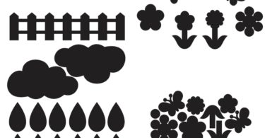 free laser cutting vector files