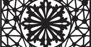 jali design vector