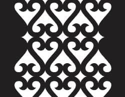 CNC Vector art pattern dxf File format download