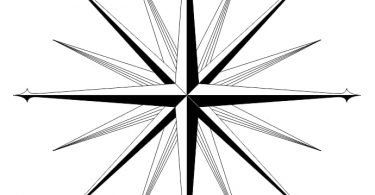 compass rose free vector