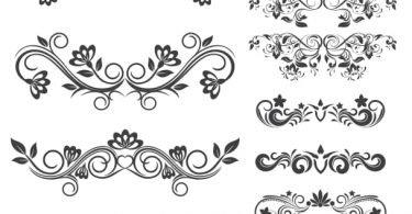 swirl decoration