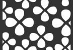 Leaf seamless pattern Free Vector