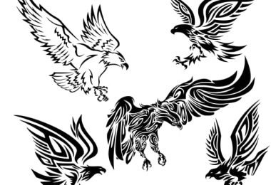 Eagles Free Vector