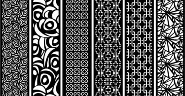 free laser cut patterns