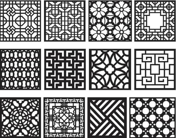 plasma cutter patterns free