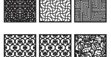DXF files download