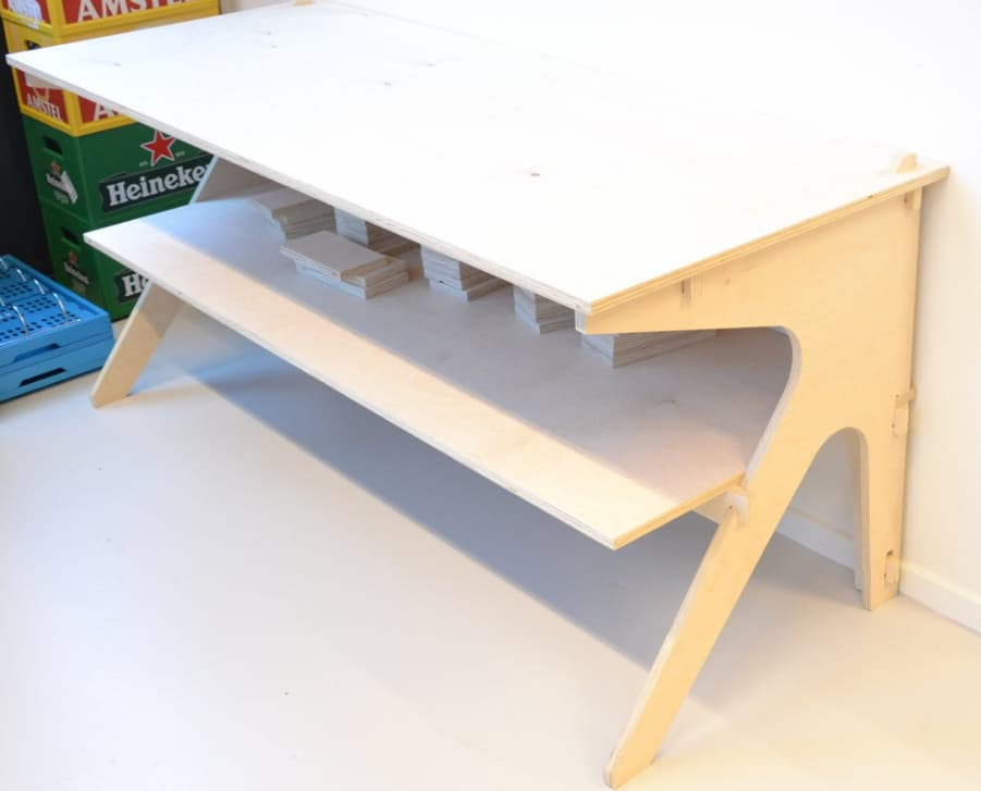 free CNC router for woodworking plans DXF