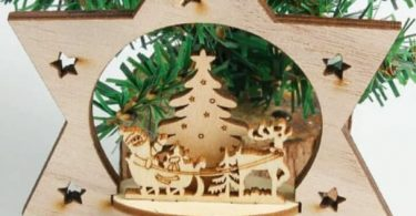 christmas laser cut ideas