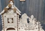christmas laser cutter projects
