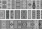 free cnc designs files pattern