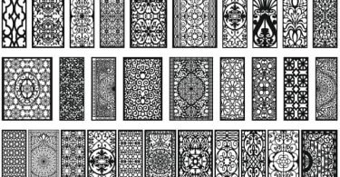 free cnc designs files pattern