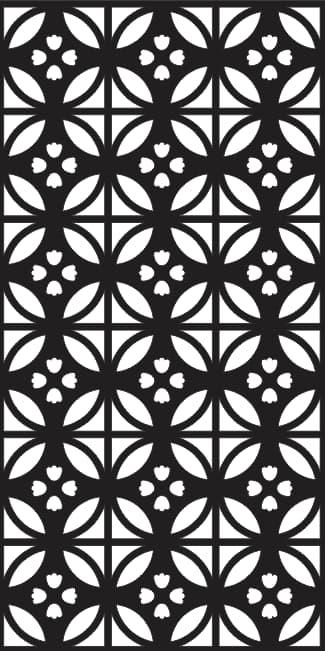 CNC wood carving patterns