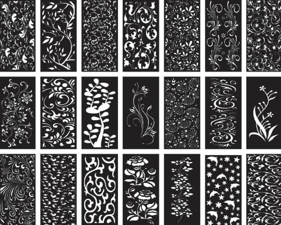 free vectors for laser cutting