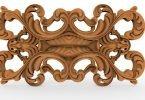3d CNC wood carving patterns