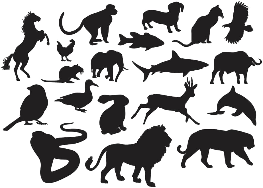 free DXF files for silhouette