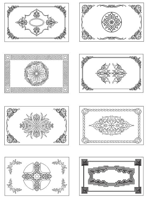 Free CNC Design Pattern