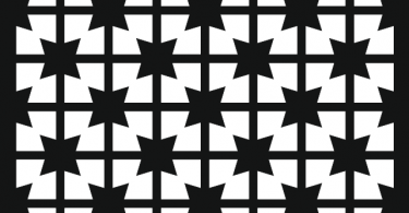 Decorative Screen Pattern