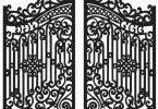 door design dxf files free download