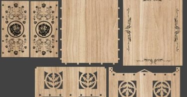 Laser cut plans free download