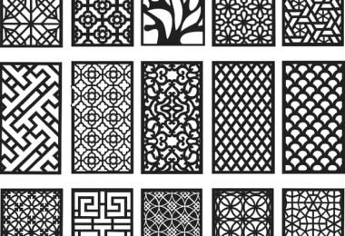 CNC Pattern Collection