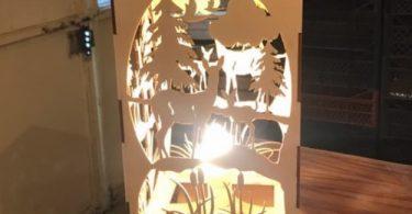 Lamp Free Vector