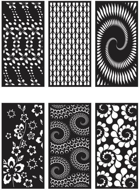 Plasma Cutting Patterns Download