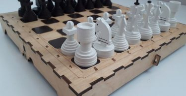Free Vector Chess Pieces